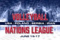 sears centre america fivb volleyball nations league